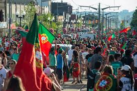 Portugal Flag Hd Flag Raising Ceremonies Acapo Portugal Week Canadian Madeira Club