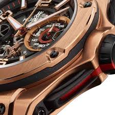 ferrari gold hublot big bang ferrari unico king gold rox magazine
