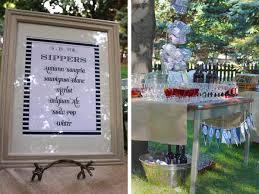 Baby Shower Outdoor Ideas - bump smitten real baby shower backyard baby q bash