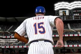 17 Best Images About Mlb - projecting tim tebow s mets career with mlb the show amazin avenue