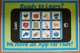 Welcome Back Decorations by Technology Bulletin Boards Technology Themed Back To