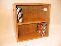 Dvd Holder Woodworking Plans by Awesome Storage Shelves Design For Dvd And Cd