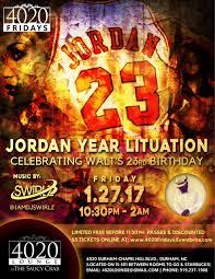 4020 fridays jordan year lituation 1 27 tickets fri jan 27