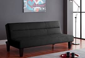 Folding Bed Ikea Futon Homelegance Callie Click Clack Sofa Bed Brown Microfiber