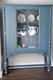 best 10 blue china cabinet ideas on pinterest painted hutch