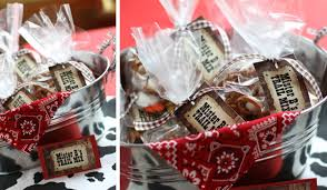 western party ideas birthday pinterest favors cowboy decoration