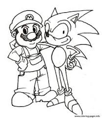 coloring pages decorative sonic coloring pages 3 sonic coloring