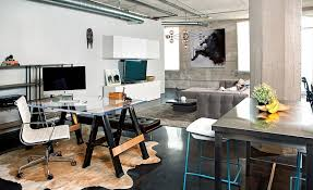 industrial home interior 27 easy and practical industrial home office design ideas