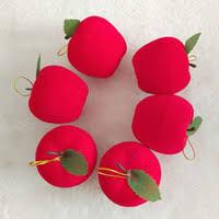 wholesale plastic apple ornaments buy cheap plastic apple
