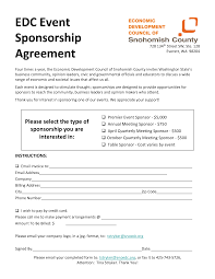 event sponsorship agreement template 72737 png