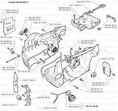 husqvarna 365 epa husqvarna chainsaw 1997 12 crankcase diagram