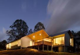shed architectural style whyatt house australian bush style home built from prefabricated shed
