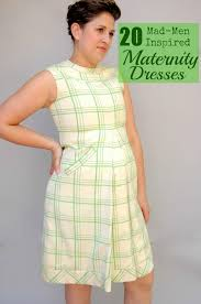 maternity dress 20 mad men inspired maternity dresses