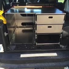overland jeep kitchen overland kitchen the adventurous kitchen cing trailer build
