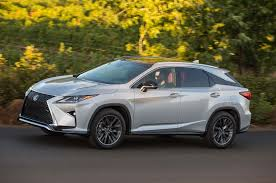 lexus is350 0 60 2016 lexus rx review