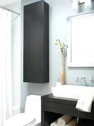 how to install a bathroom wall cabinet bathroom hanging wall cabinets aeroapp