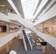 three libraries by schmidt hammer lassen abitare
