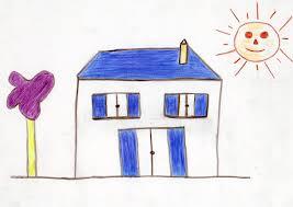 casa disegno la psicologia disegno