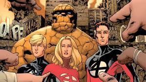 marvel canceled fantastic comics film rights writer