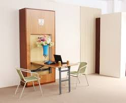 wall mount writing table convertible folding computer desk