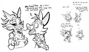 fnaf mangle coloring pages fnaf 4 coloring pages foxy