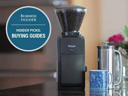 the best coffee grinders you can buy business insider