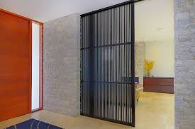 Sliding Room Divider Sliding Room Dividers Kitchen Contemporary With White Countertop