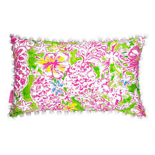 Lilly Pulitzer by Lilly Pulitzer Pillow Medium Kiki Larue Online Boutique