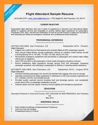 Resume Sample Flight Attendant Flight Attendant Cover Letter Sample Bio Letter Format