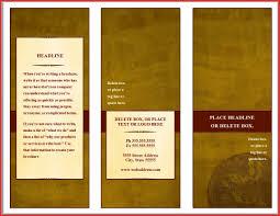template pamphlet eliolera com