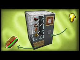 How To Build A Bookcase In Minecraft How To Make A Popcorn Machine In Minecraft Minecraft Furniture