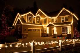lighted houses decorations house decor