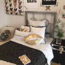 Black And White Wall Decor by Black Gold Dormify Com Mydormifystyle Pinterest Black