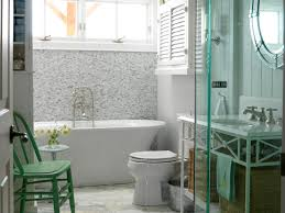 Green Tile Bathroom Ideas by Charming Interior With Nice Green Chair On Narrow Marble Tile
