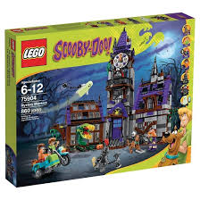 lego scooby doo mystery mansion 75904 target