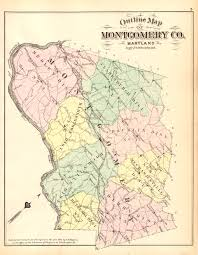 Blank Map Of Eastern Hemisphere by Montgomery Co Atlas Of Fifteen Miles Around Washington Including