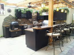outside kitchen cabinets incredible outdoor kitchen cabinets black color outdoor kitchen