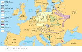 map of all the countries in europe the devastation of europe and japan world war ii