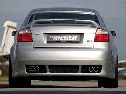 audi brake light rear wing with brake light for audi a4 s4 b6 sedan