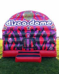 disco bouncy castle hire better bounce liverpool