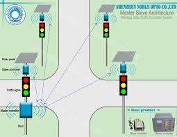 solar wireless traffic controller solution traffic controller