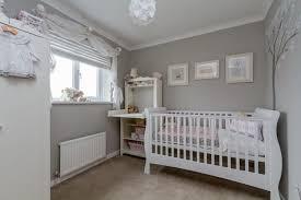 chambre bébé blanc et gris deco chambre bebe blanc et gris visuel 4