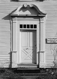 doorway reverend ebenezer house suffield jpg