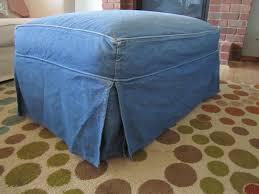 Denim Slipcover Sofa by Something For The Road Slipcovers