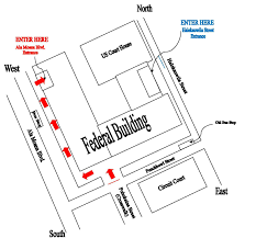 Federal Circuit Court Map Transportation And Parking Information Usao Hi Department Of