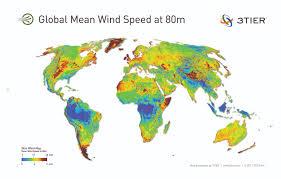 Portland Speed Map by Global Wind Speeds Jpg