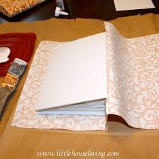 Fabric Photo Album Simple Homemade Gifts Fabric Covered Photo Album Christmas Gifts