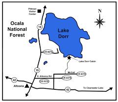 Ocala Fl Map Ocala National Forest Maplets
