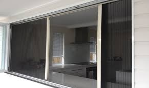 Fly Screens For Awning Windows Almarde Pleated Retractable Insect Screens For Windows With A