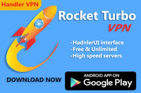 handler apk rocket turbo vpn handler vpn 1 0 apk for android